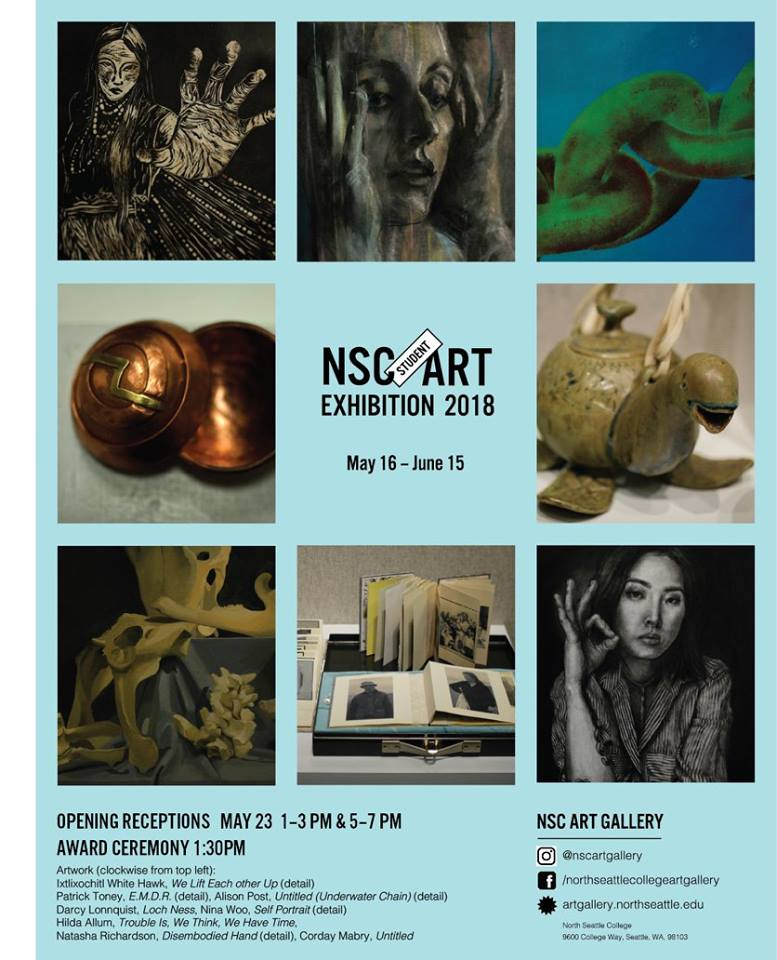 2017-2018 Student Art Exhibition