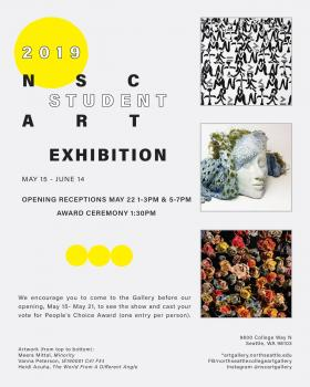 2019 NSC Student Art Exhibition